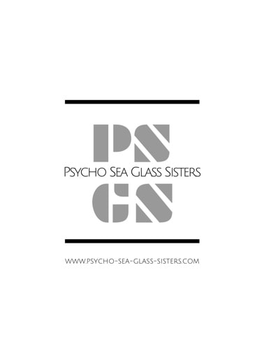 Psycho Sea Glass Sisters